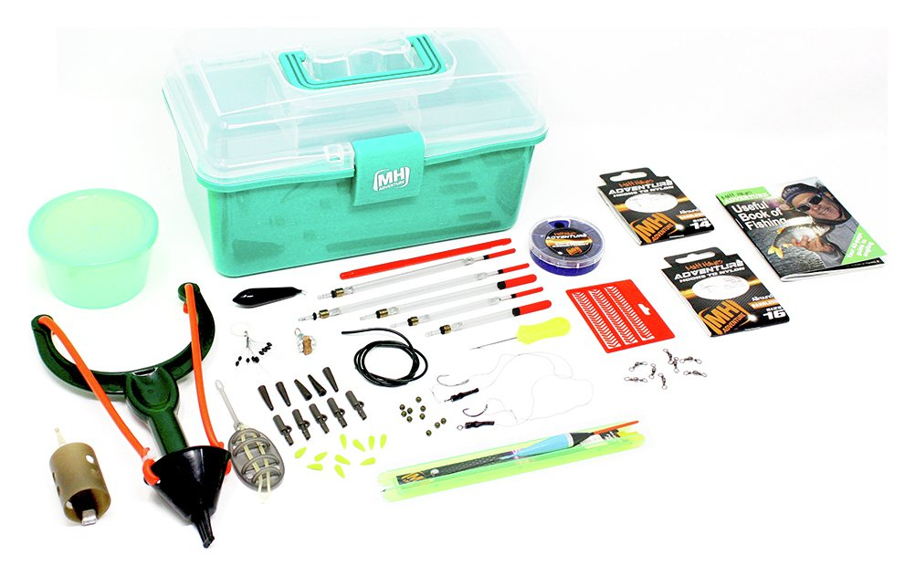 Matt Hayes Adventure Carp & Coarse Accessory Kit