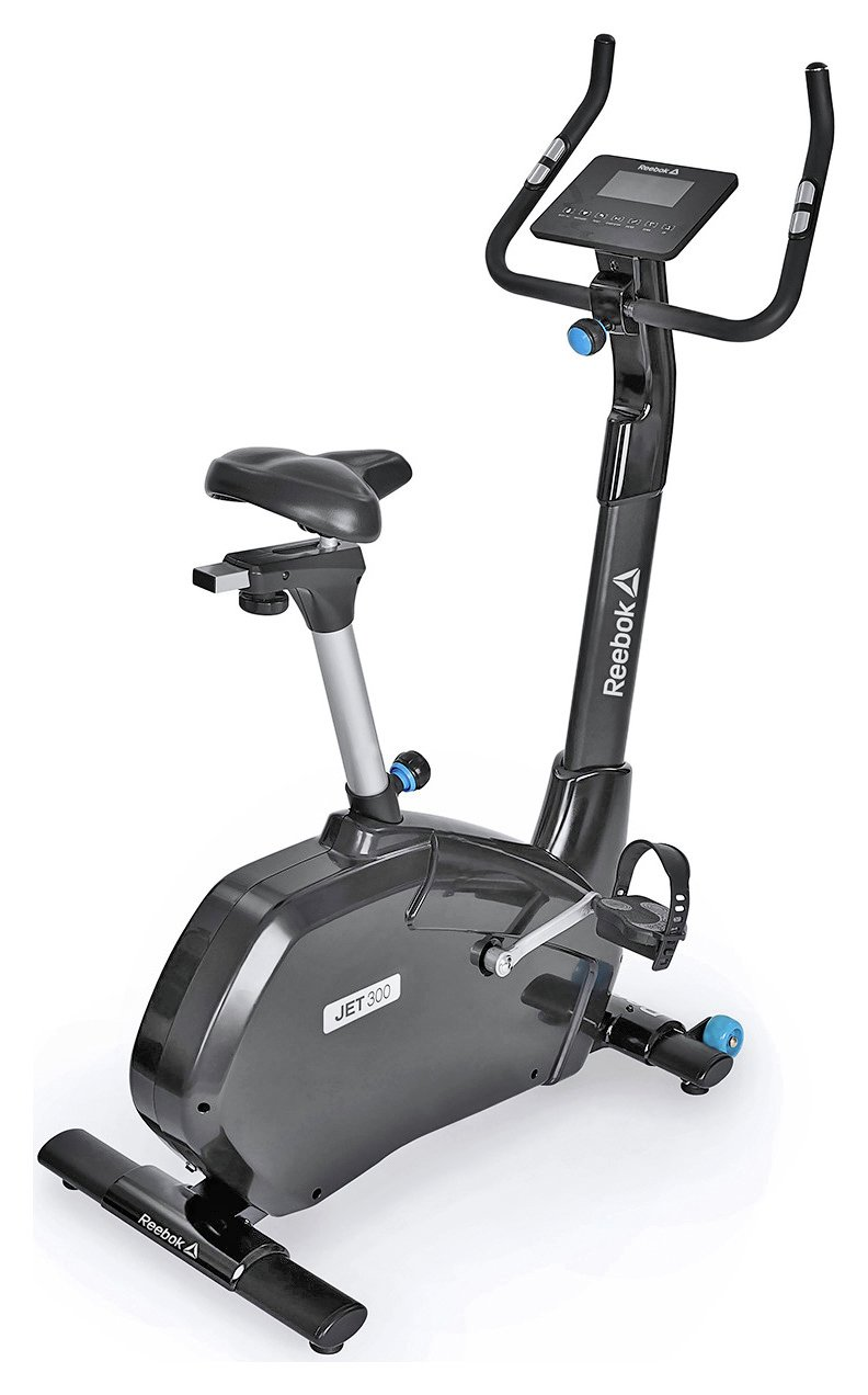 Reebok Unisex Jet 300 Exercise Bike, Black, One Size Best Price and Cheapest