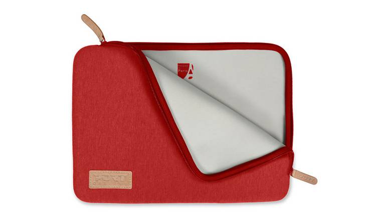 a0bda7c728 Buy Port Designs Torino 13.3 Inch Laptop Sleeve - Red