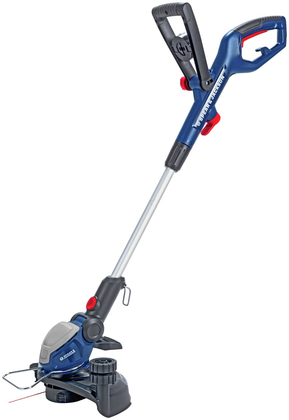 Spear & Jackson S4528ET 28cm Corded Grass Trimmer - 450W