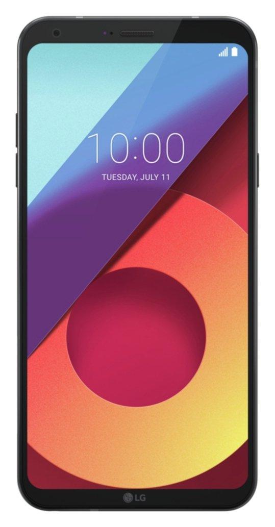 SIM Free LG Q6 Mobile Phone - Black