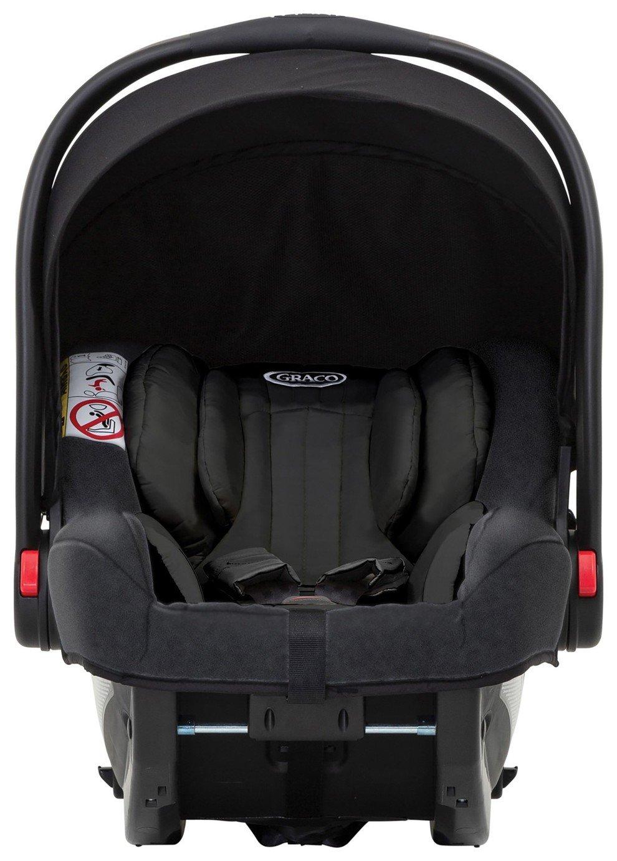 Graco Snugride i-Size Car Seat – Mid Black