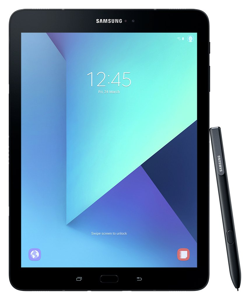 Samsung Galaxy Tab S3 9.7 Inch 32GB Wi-Fi Tablet - Black