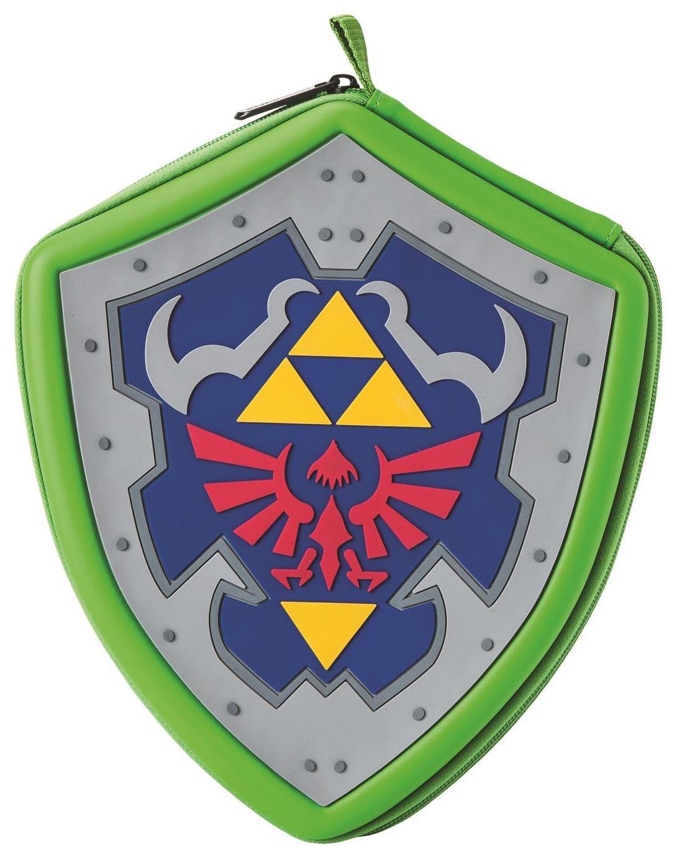 'Powera Universal Nintendo Ds Zelda Hylian Shield Case