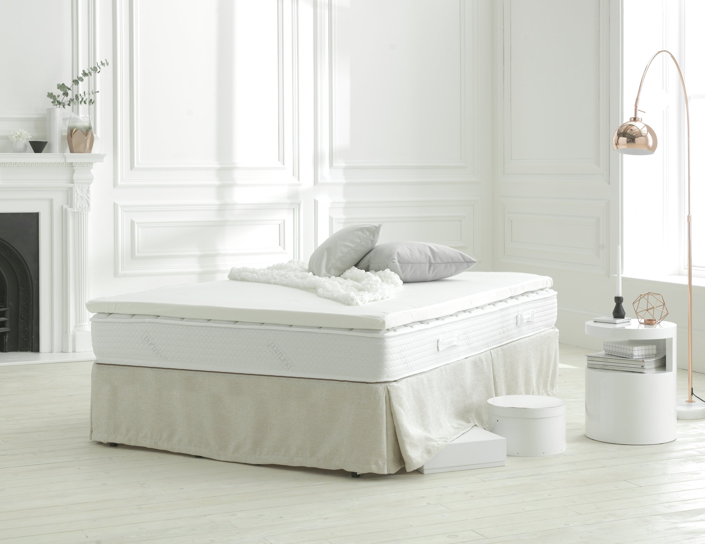 Image of Dormeo Renew Memory Mattress Topper - Superking