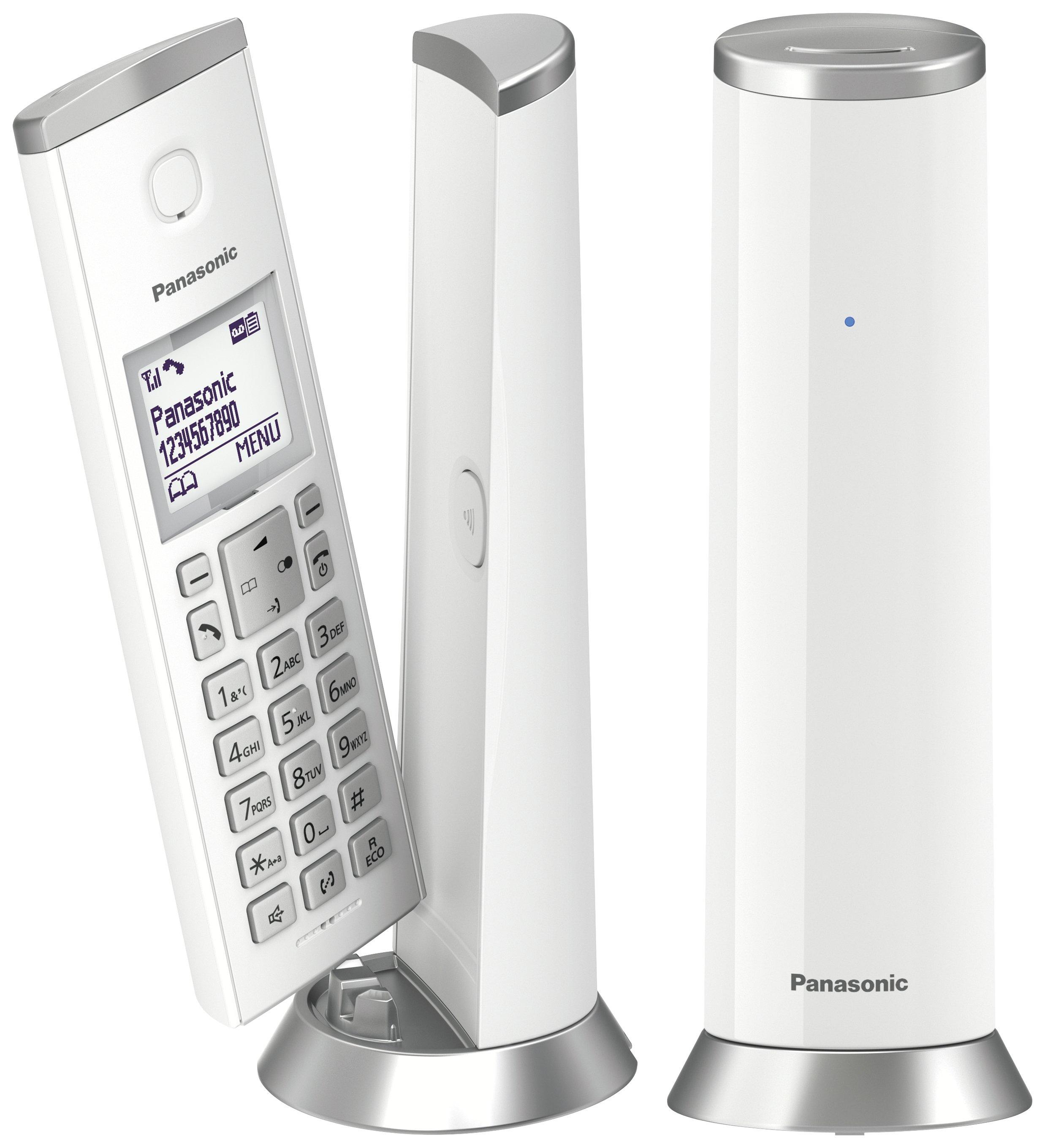 panasonic-cordless-telephone-answering-machine-twin