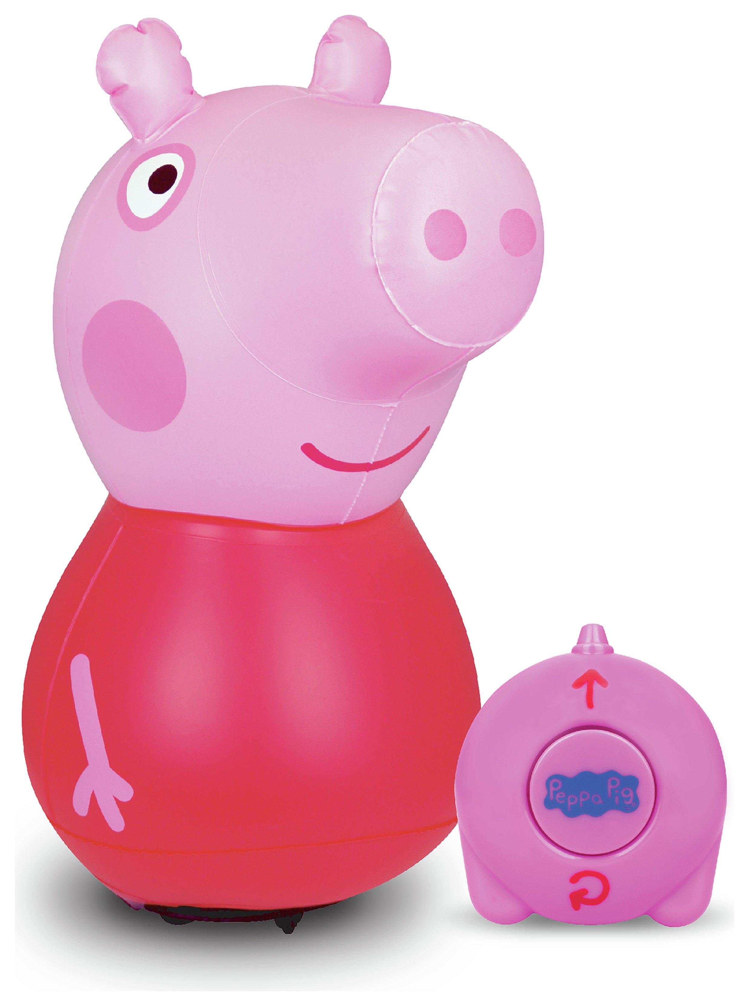 Peppa Pig RC Inflatable Peppa Pig.