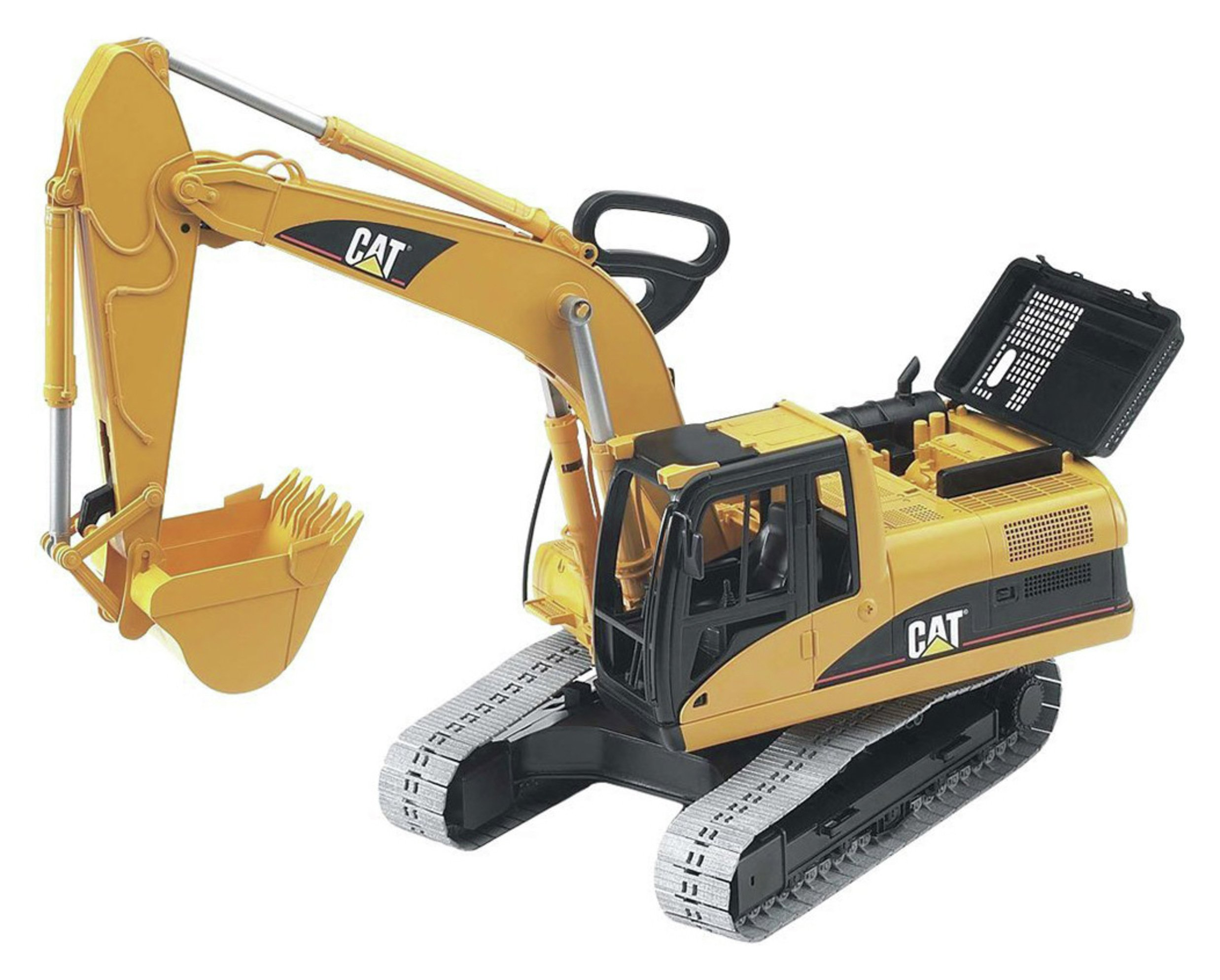 Image of Bruder CAT Excavator