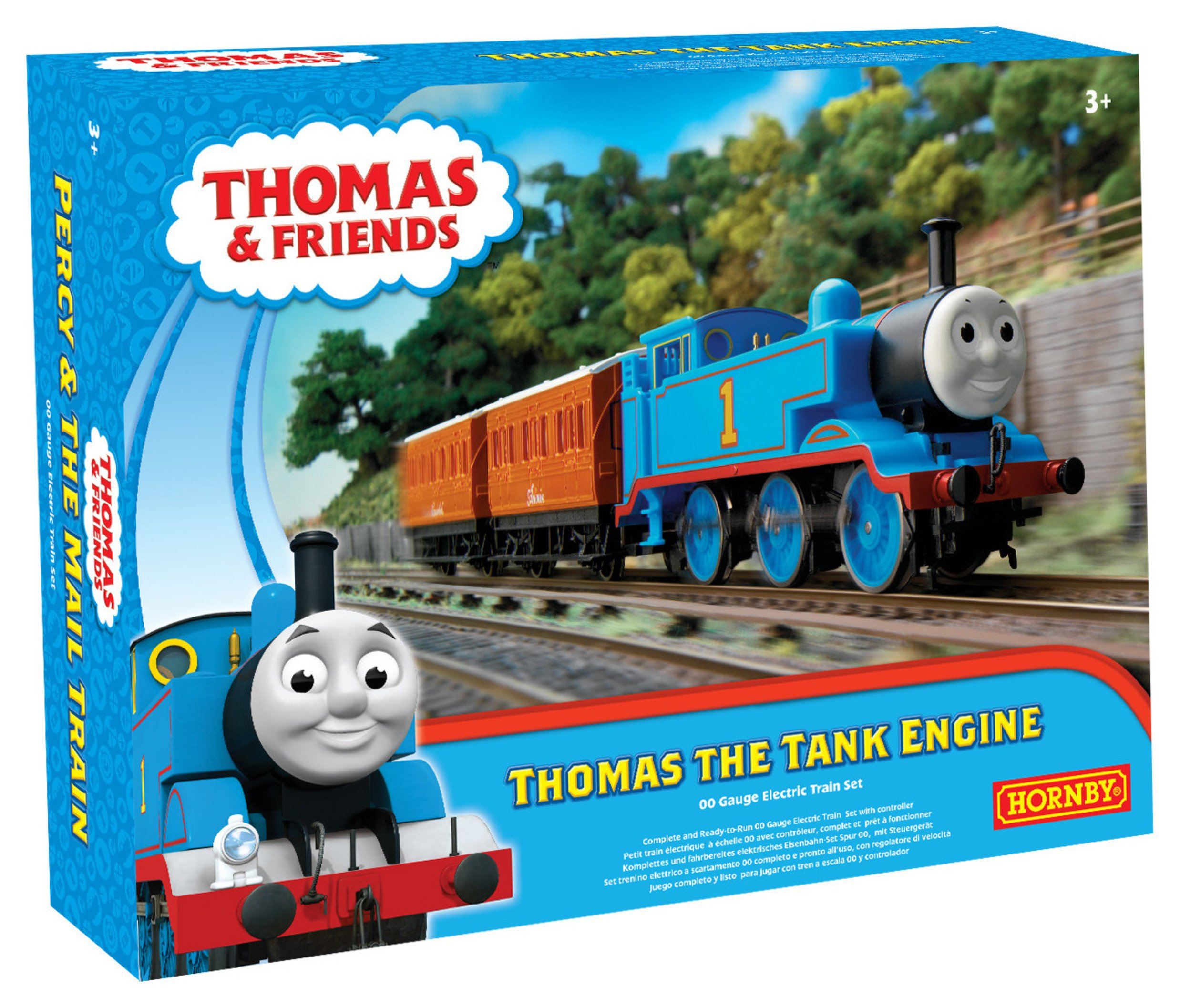 Hornby Thomas & Friends Train Set