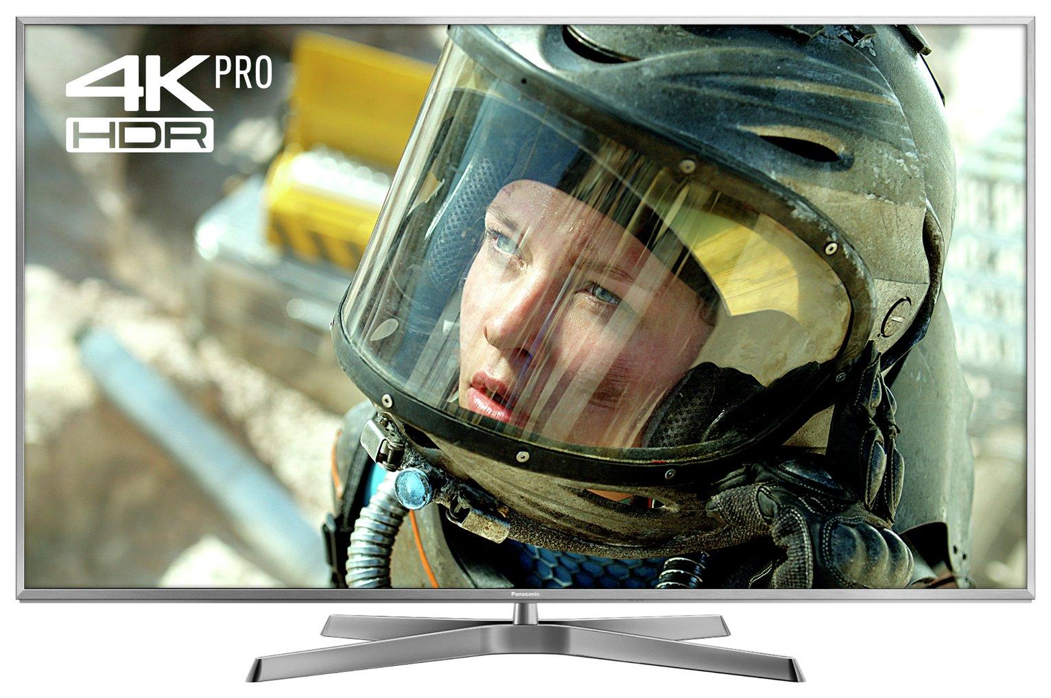 Panasonic Panasonic TX-58EX750B 58 Inch 4K Ultra HD Smart TV