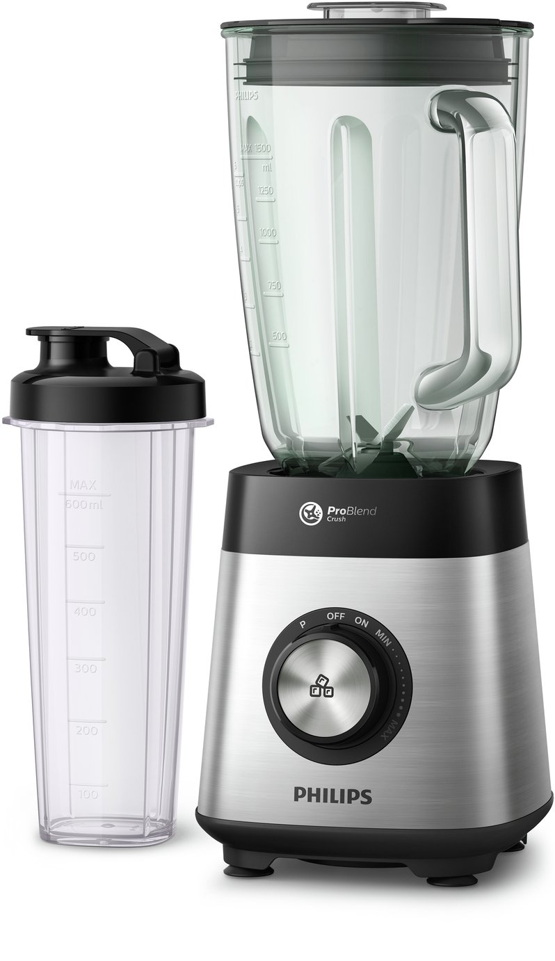 Philips Series 500 ProBlend Blender - Stainless Steel