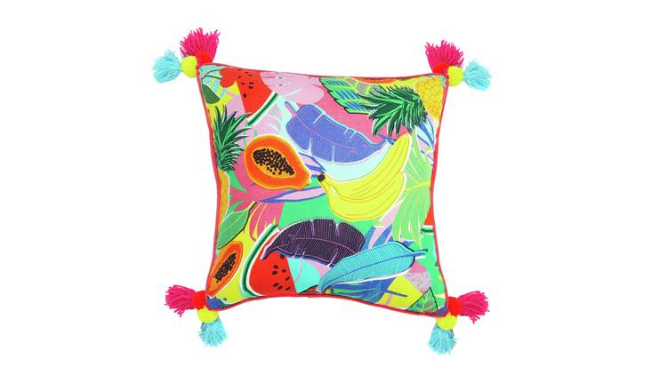 Argos Home Ipanema Printed Scatter Cushion