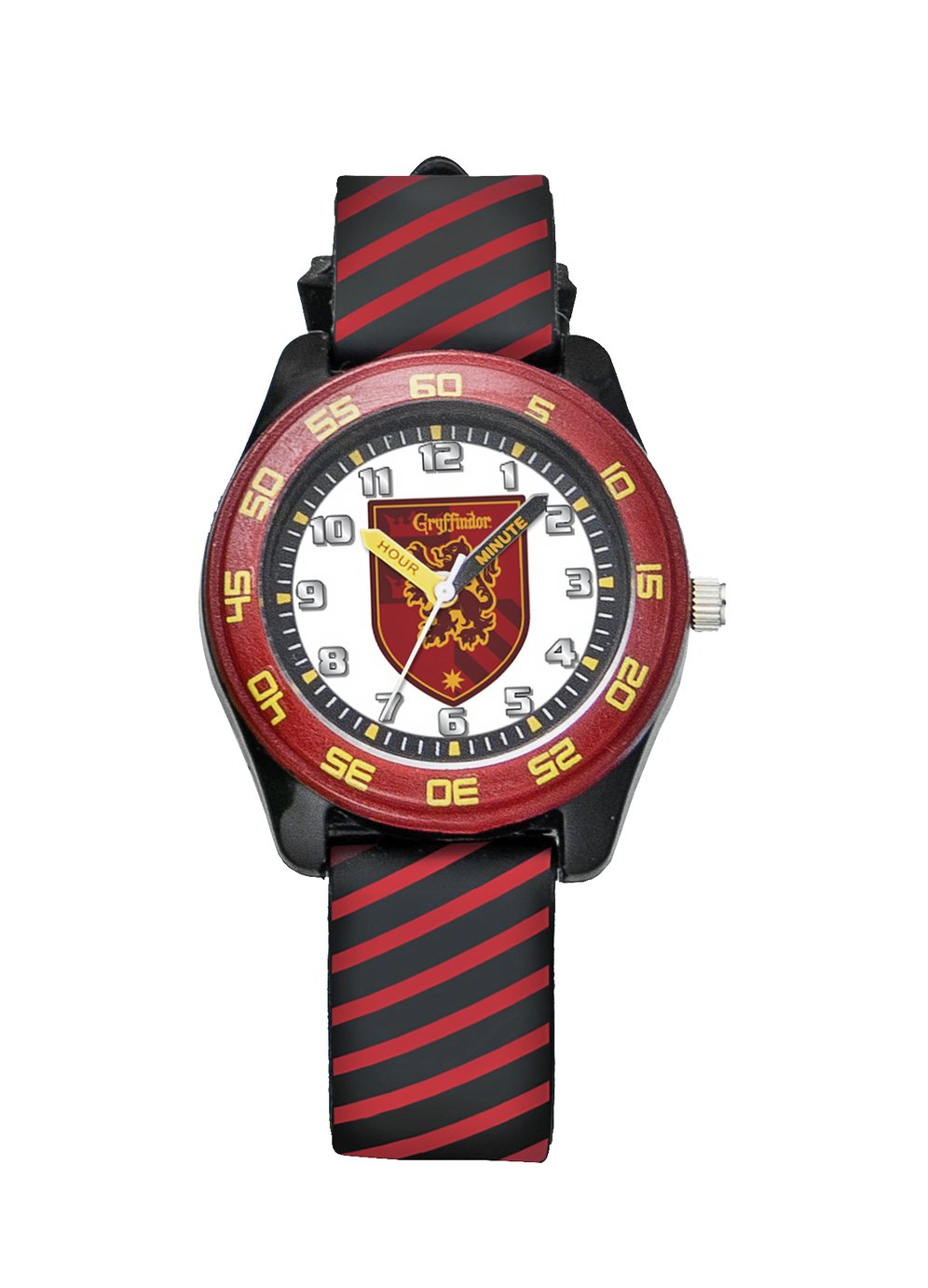 Harry Potter Children's Multicoloured Silicone Strap Watch