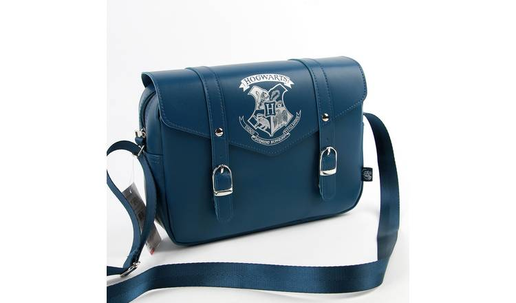 Harry Potter Navy Satchel Lunch Bag