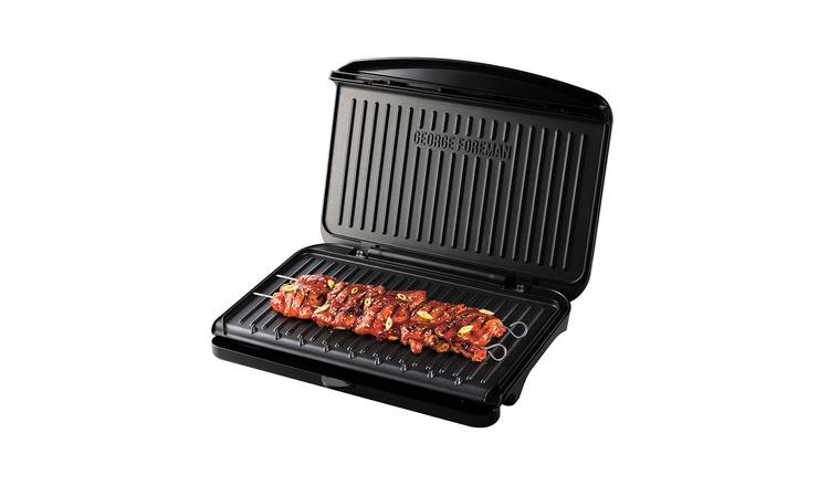 George Foreman 25820 Fit Large Health Grill