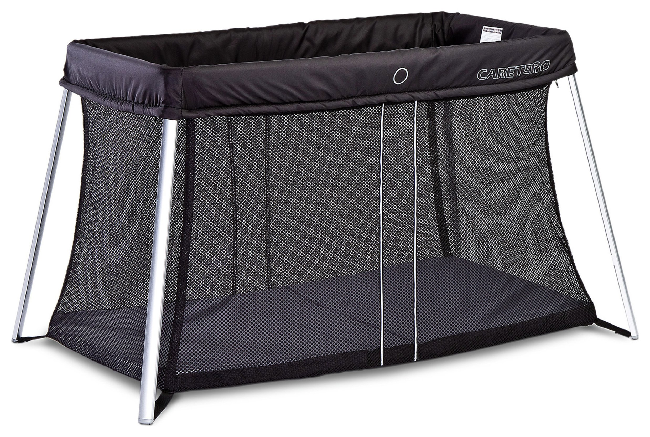 Image of Easy Kids Baby Playpen - Black