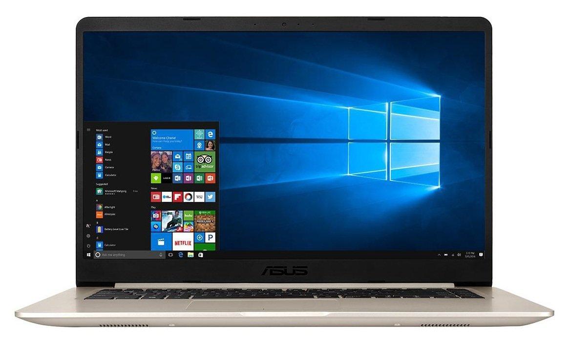Asus Asus VivoBook S15 15.6 Inch i5 8GB 128GB 2-in-1 Laptop- Gold