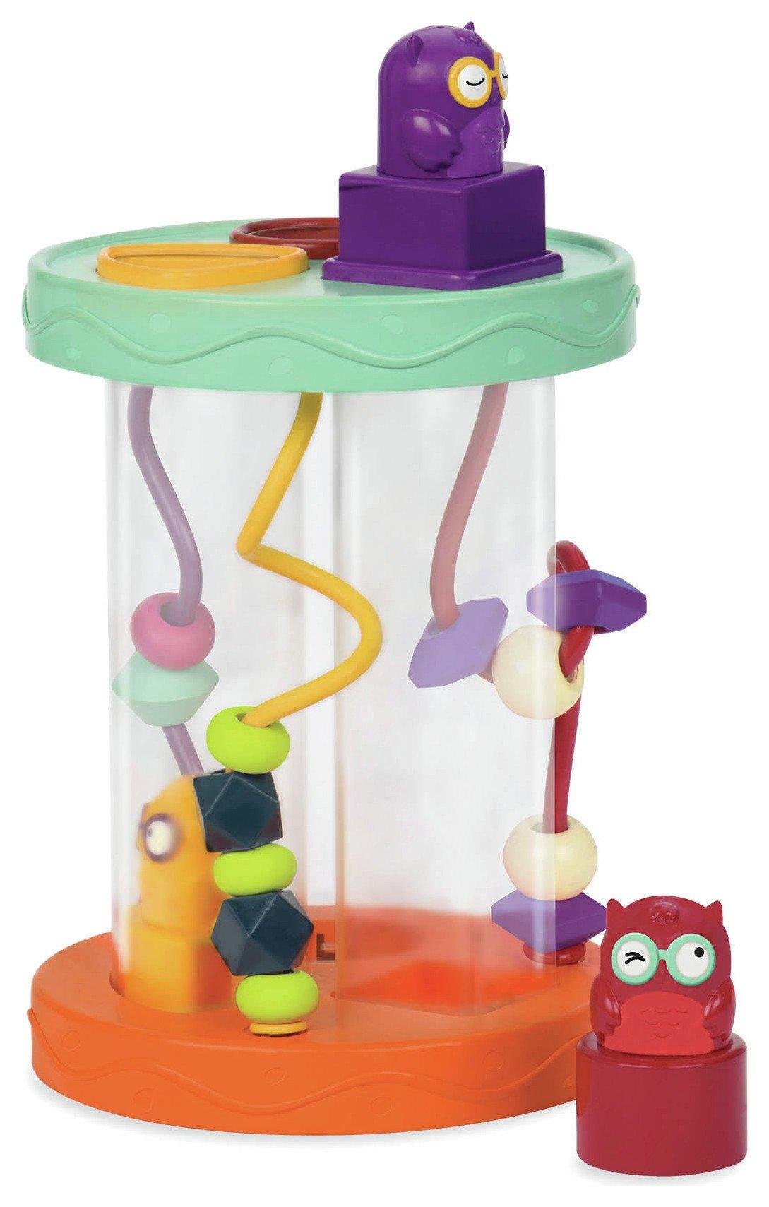 Image of B Baby Hooty-Hoo Baby Toy.