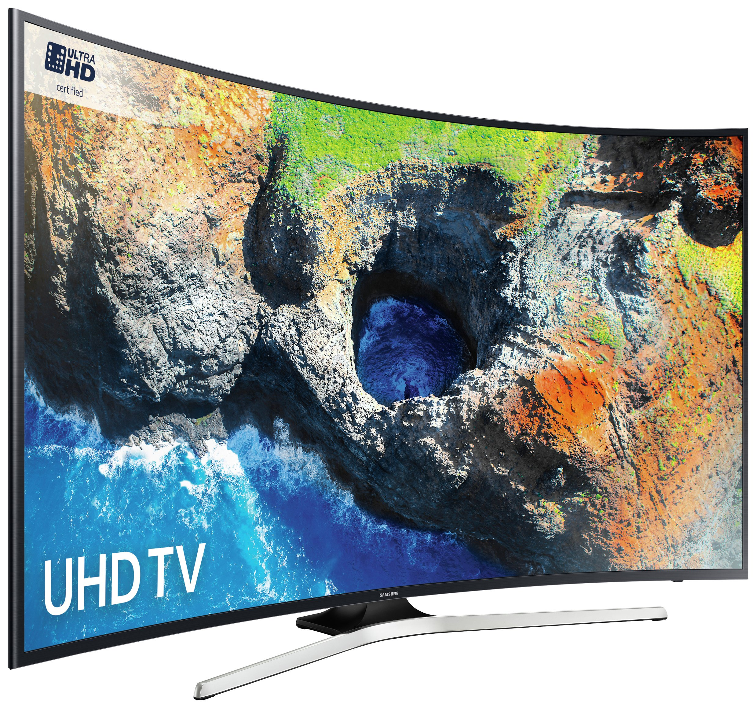 Samsung Samsung MU6220 65 Inch Curved 4K Ultra HD Smart TV with HDR