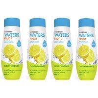 SodaStream Fruits CLoudy Lemonade Flavour 4 Pack