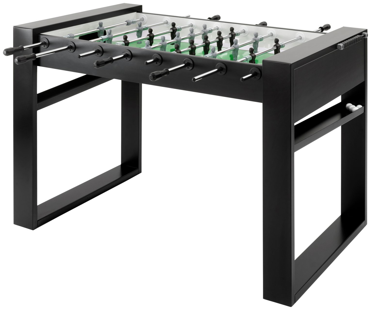 Mightymast Black Tour Football Table