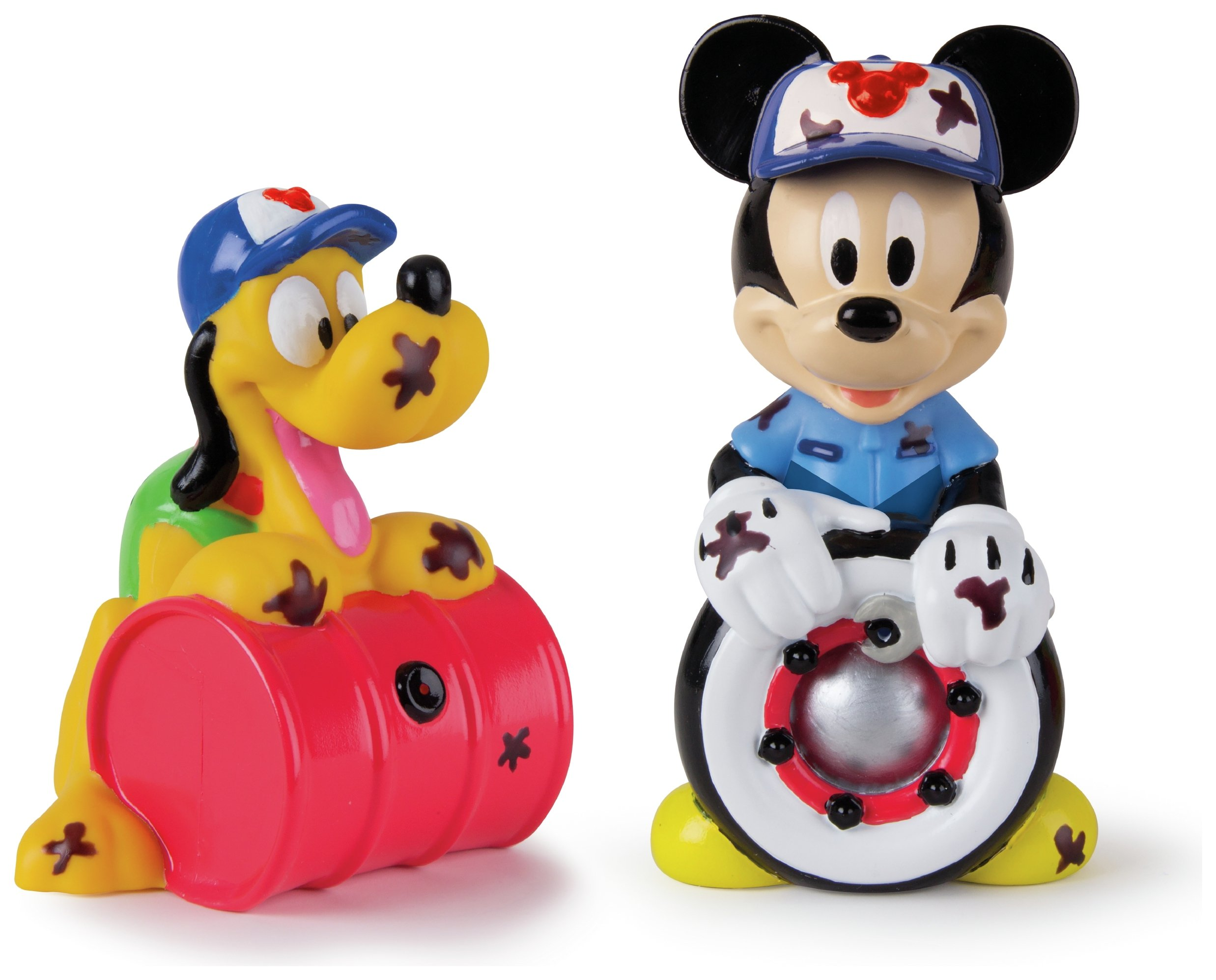 Mickey and Pluto Magic Bath Set