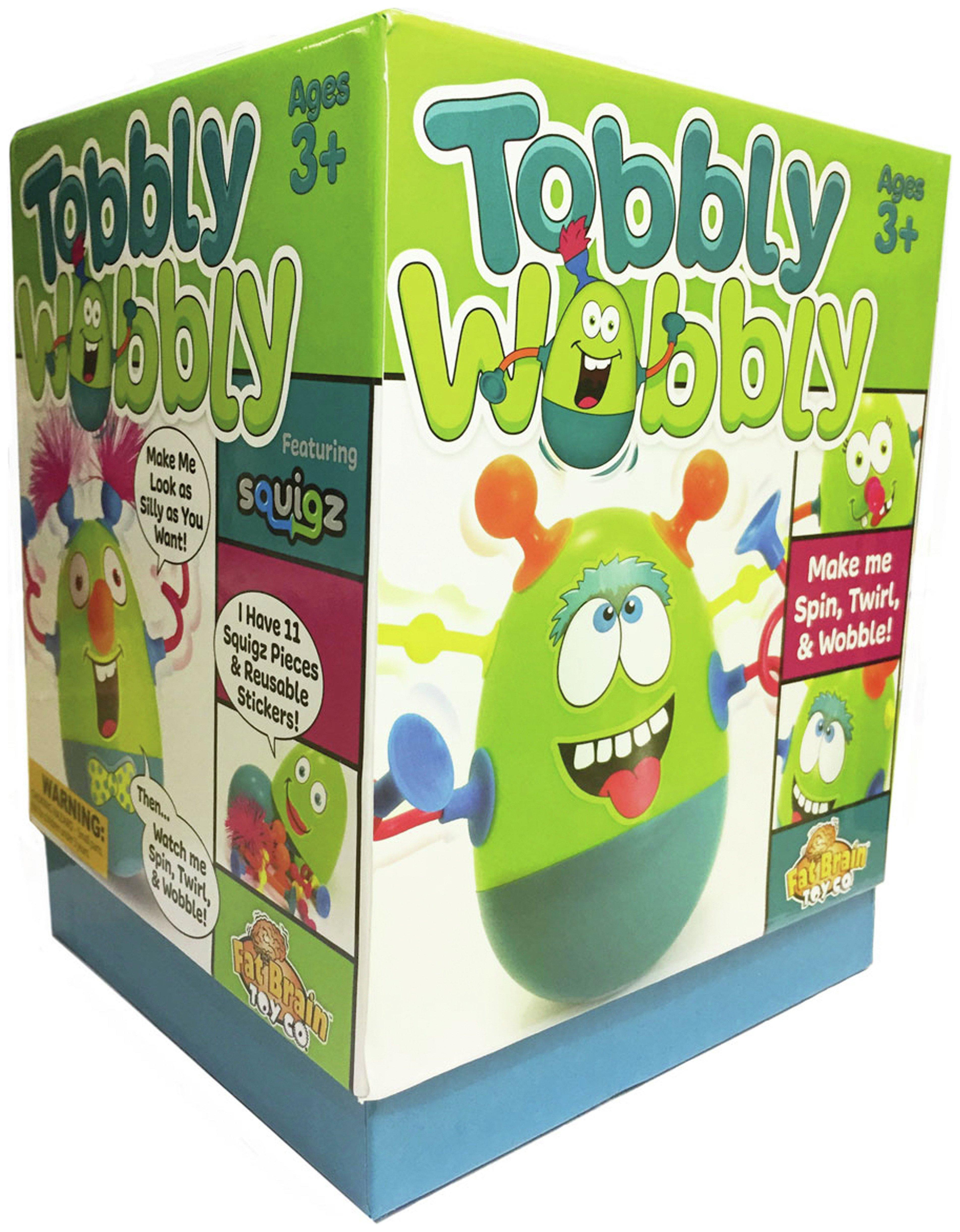 Image of Fat Brain Toys Tobbly Wobbly.
