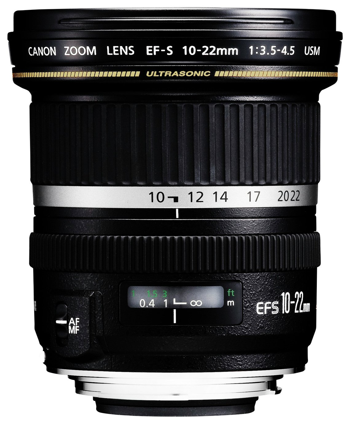 Image of Canon 10-22mm f/3.5 - 4.5 IS USM EF-s Lens