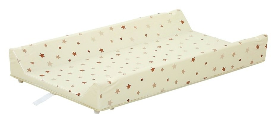 Image of Baby Elegance PVC Cot Top Changer - Cream