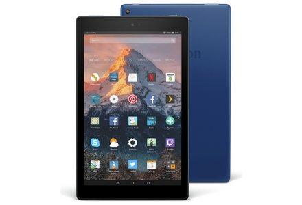 Amazon Fire 10 HD 10 Inch 32GB Tablet - Blue
