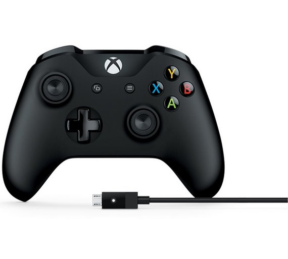 Buy Xbox One Controller and Cable for Windows | Xbox One controllers ...
