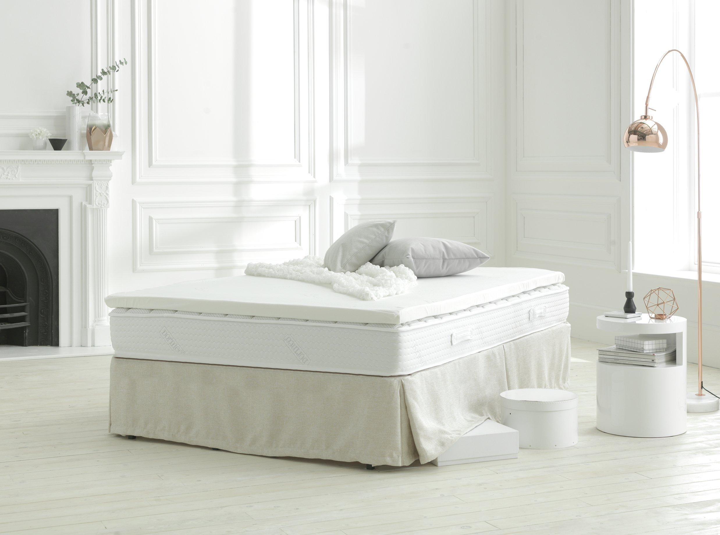 Image of Dormeo Renew Memory Mattress Topper - Single