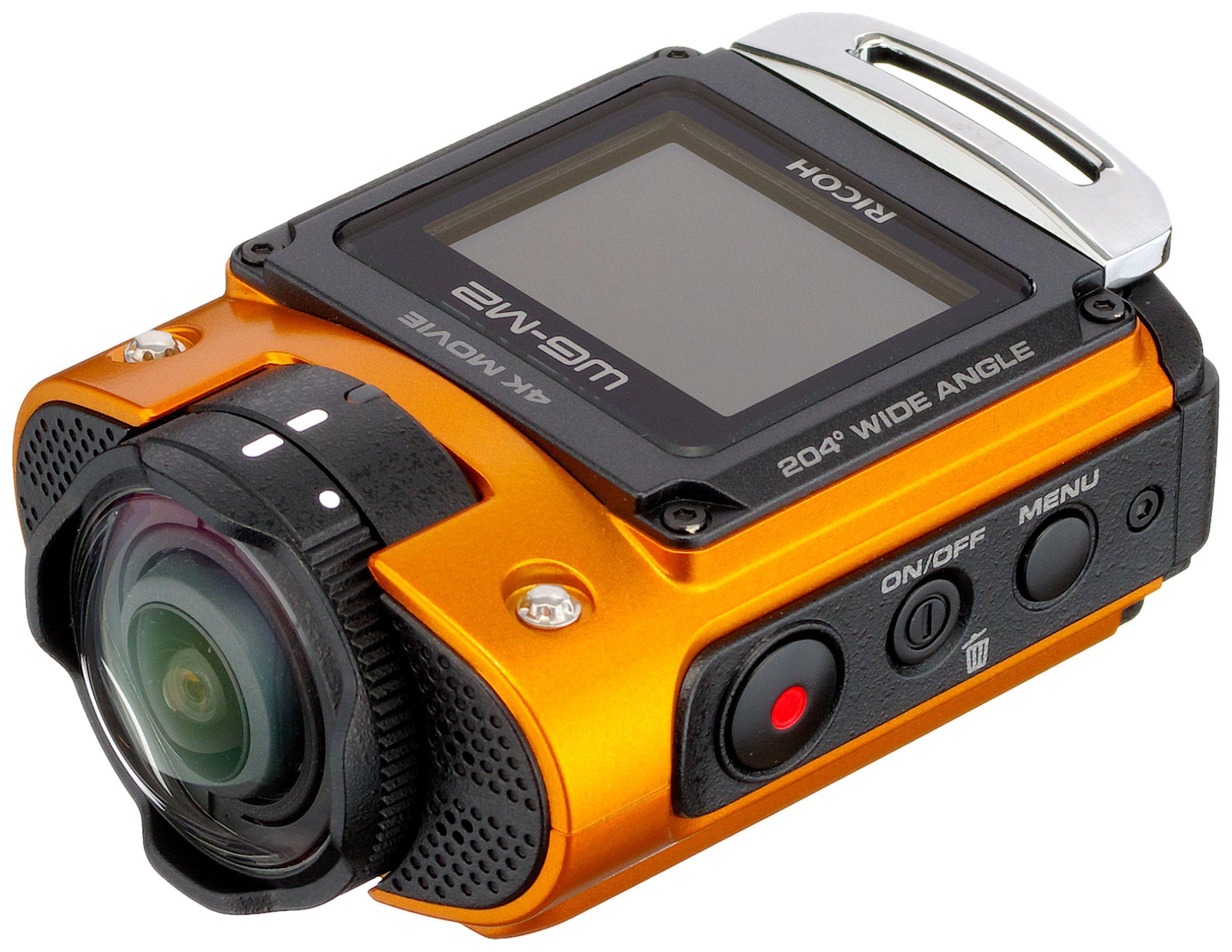 Ricoh WG-M2 Shockproof Waterproof Action Cam