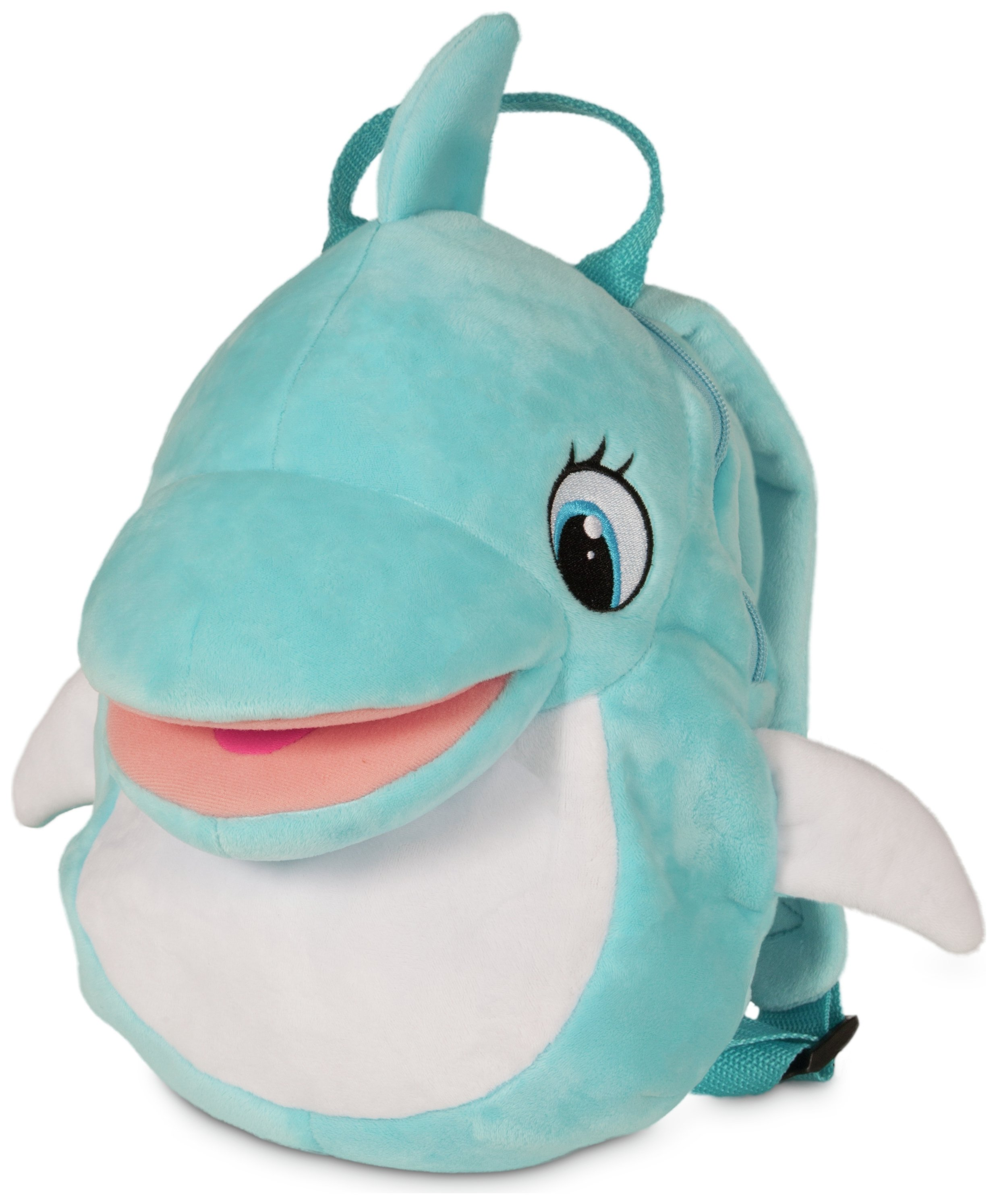 Image of Club Petz Blu Blu Musical Backpack.