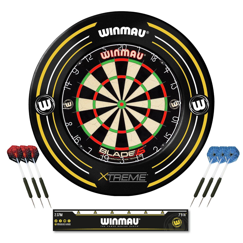 Winmau Blade 5 Board and Xtreme Surround Set
