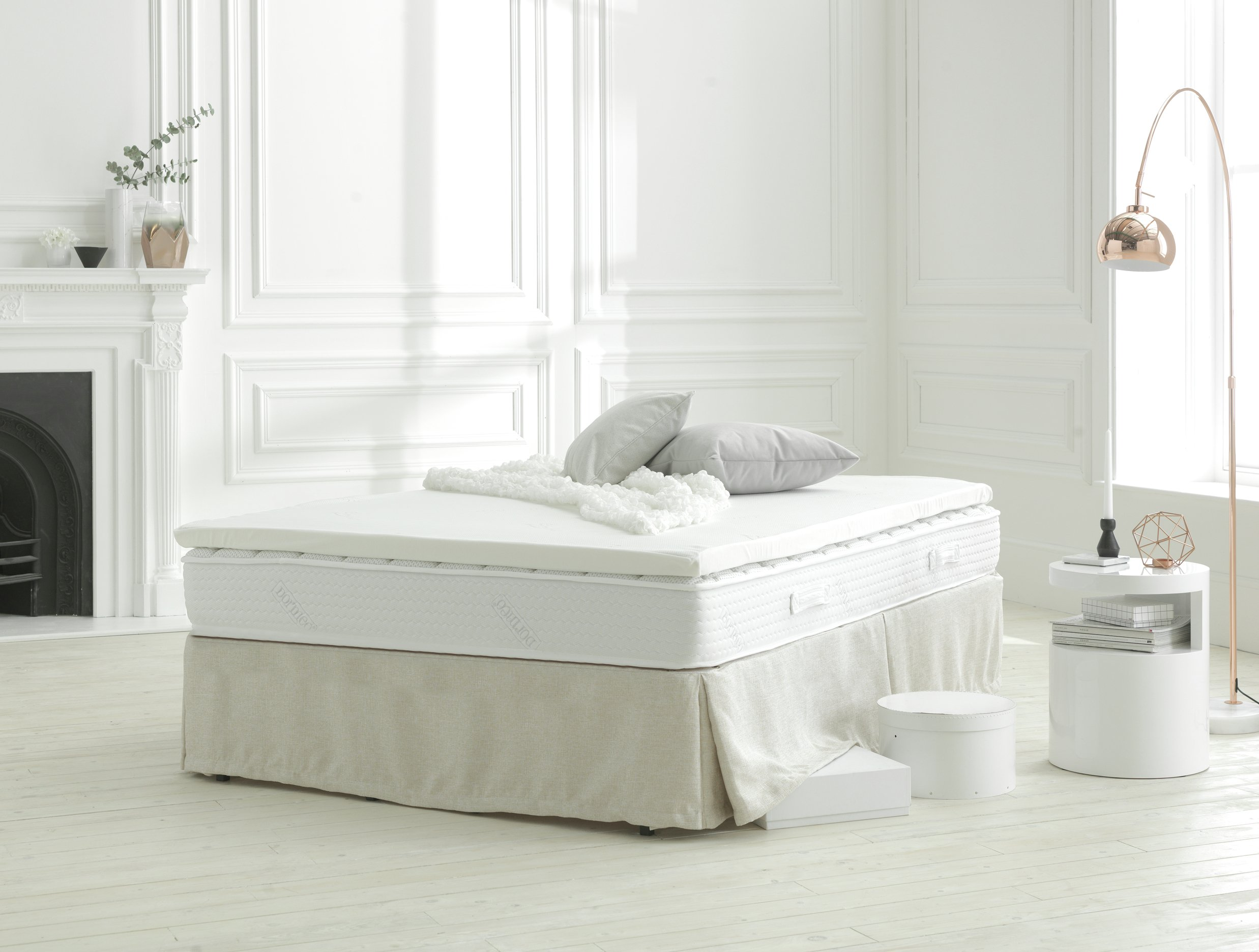 Image of Dormeo Renew Memory Mattress Topper - Double