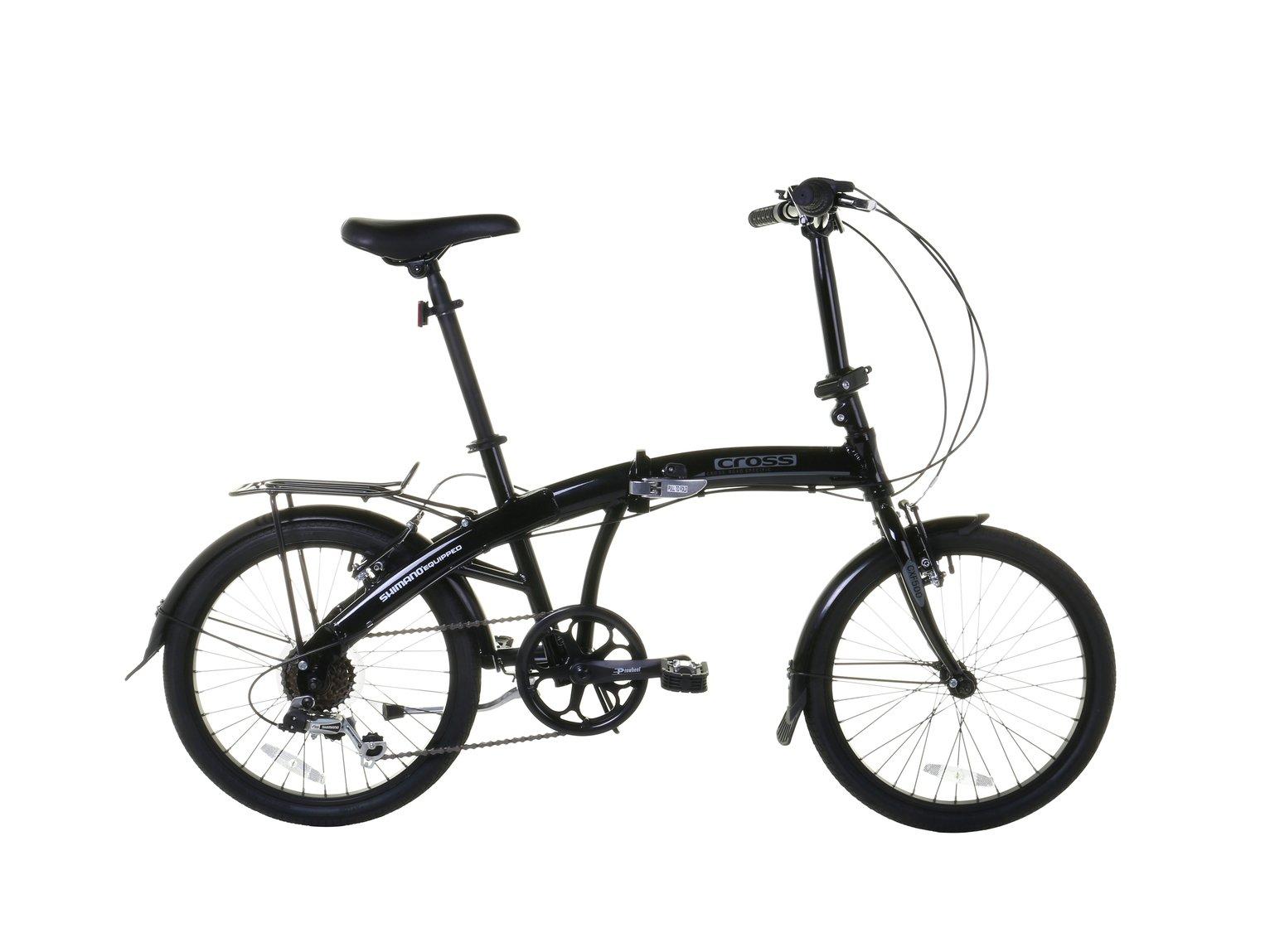 Image of Cross Commuter Light Alloy 20 Inch Bike