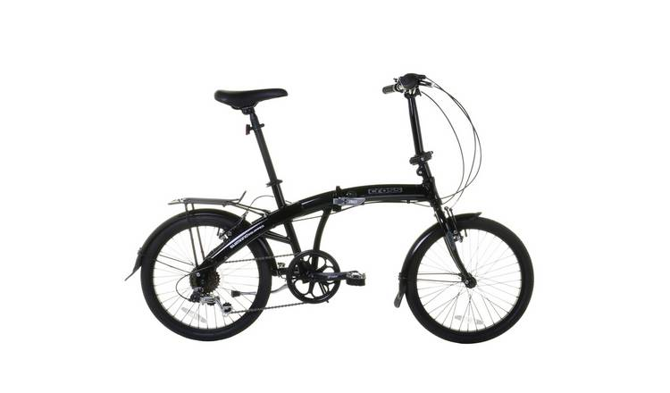 Cross Commuter 20 inch Wheel Size Unisex Folding Bike