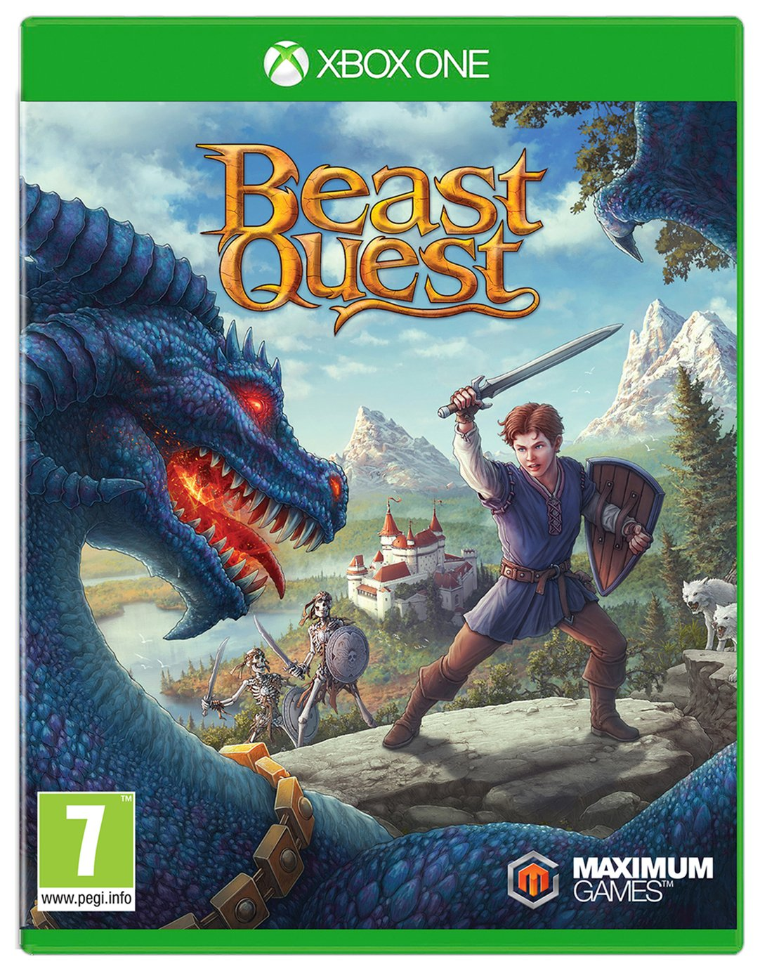 Image of Beast Quest Xbox One Game