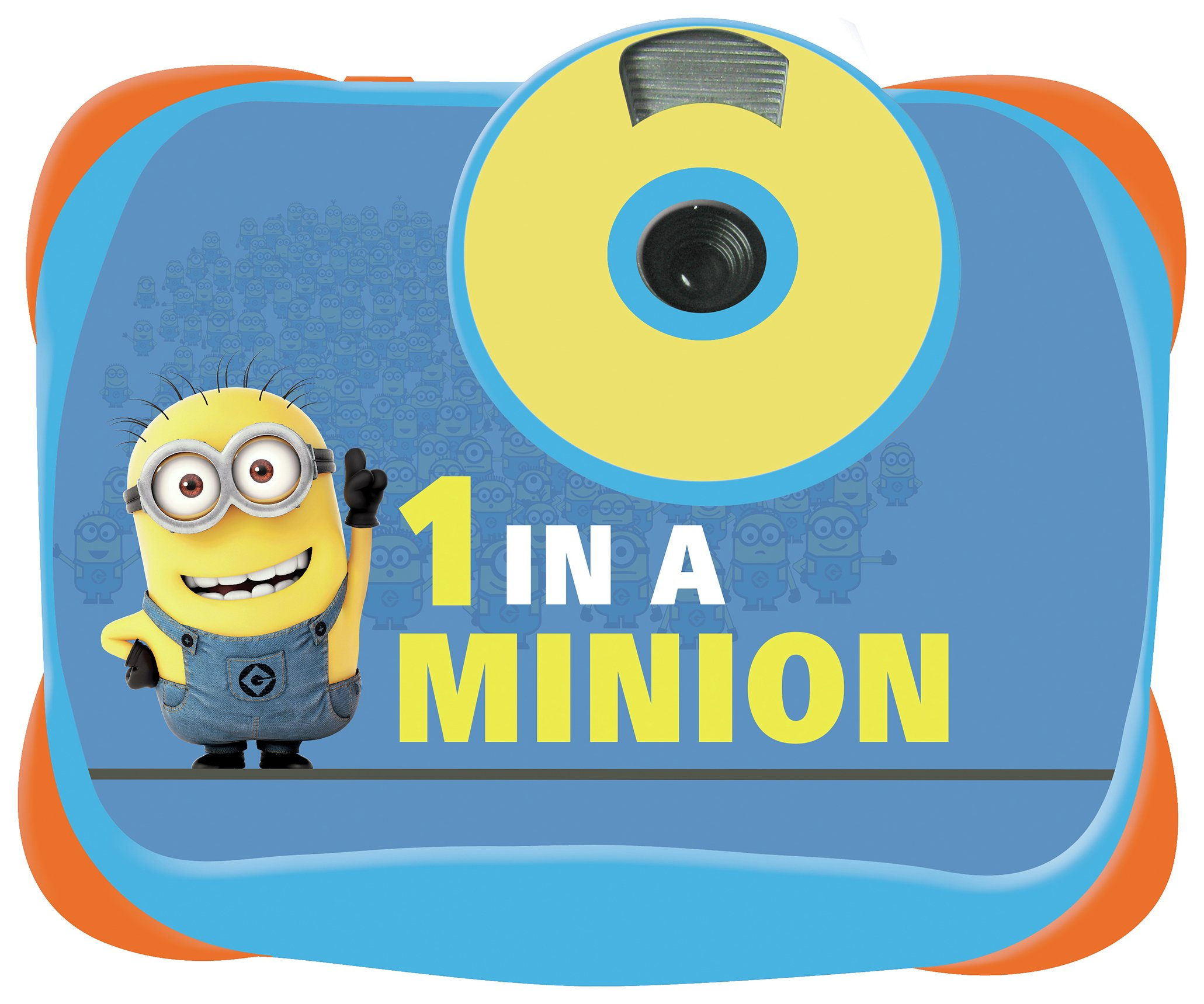 Image of Despicable Me 5 MP Digital Camera with Flash.