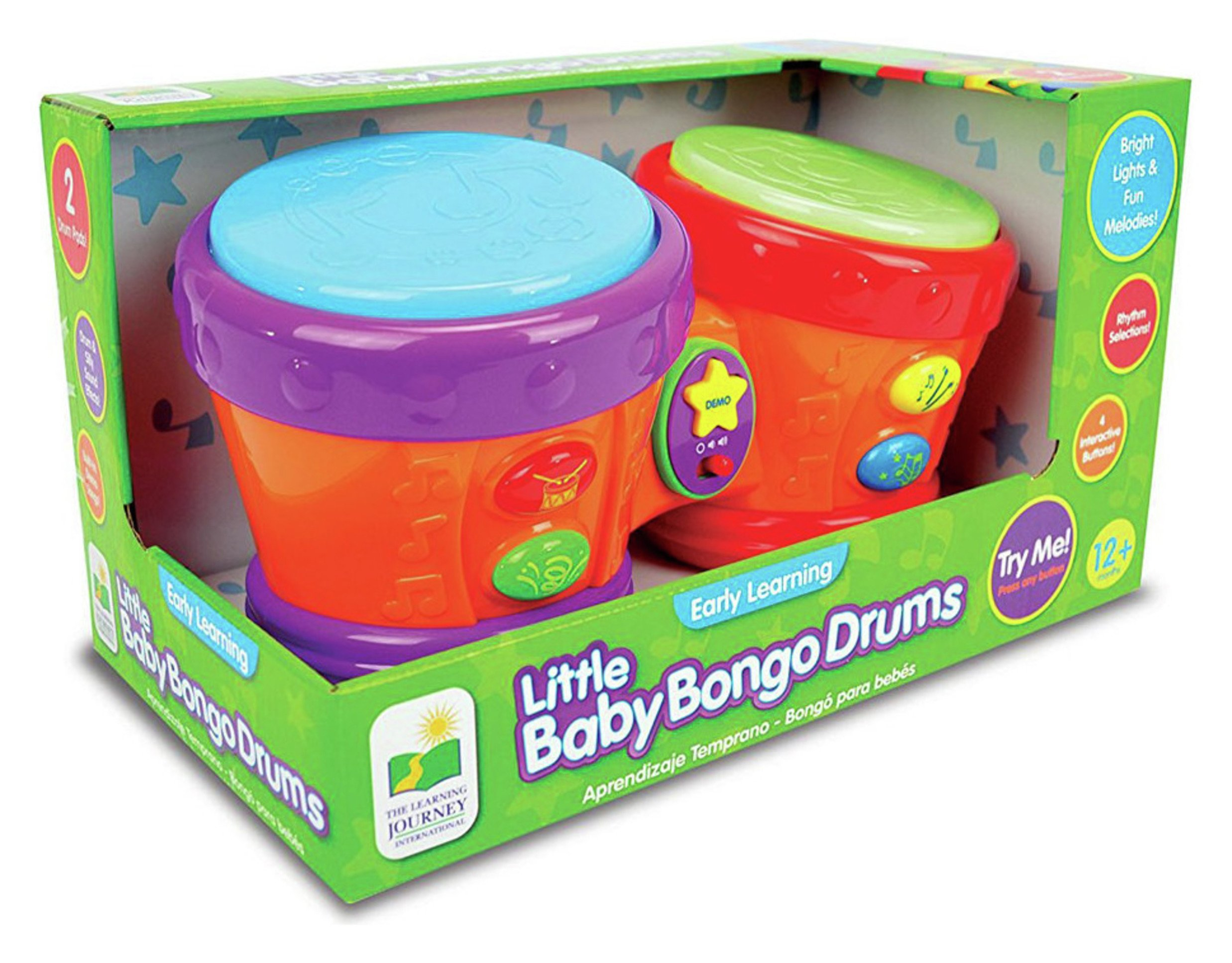 Image of Little Baby Bongo Drums