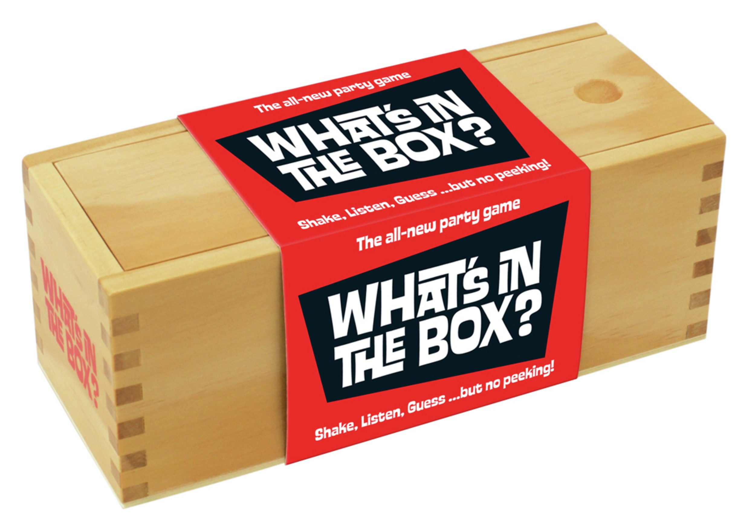 Image of Cheatwell Games Whats in the Box Game
