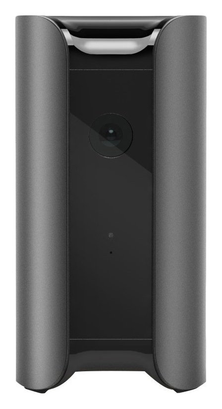 Image of Canary All-in-One Home Security System - Black.