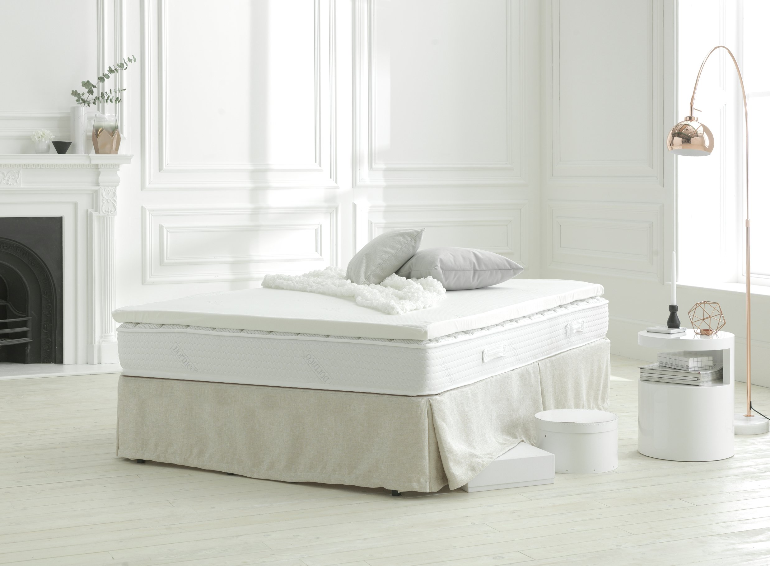 Image of Dormeo Renew Memory Mattress Topper - Kingsize