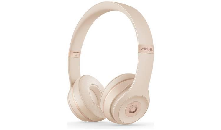 977a74eed73 Beats by Dre Solo 3 On-Ear Wireless Headphones - Matt Gold749/7245