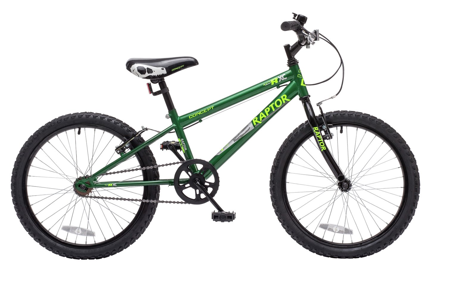 Image of Concept 10 Inch Kids Bike - Raptor