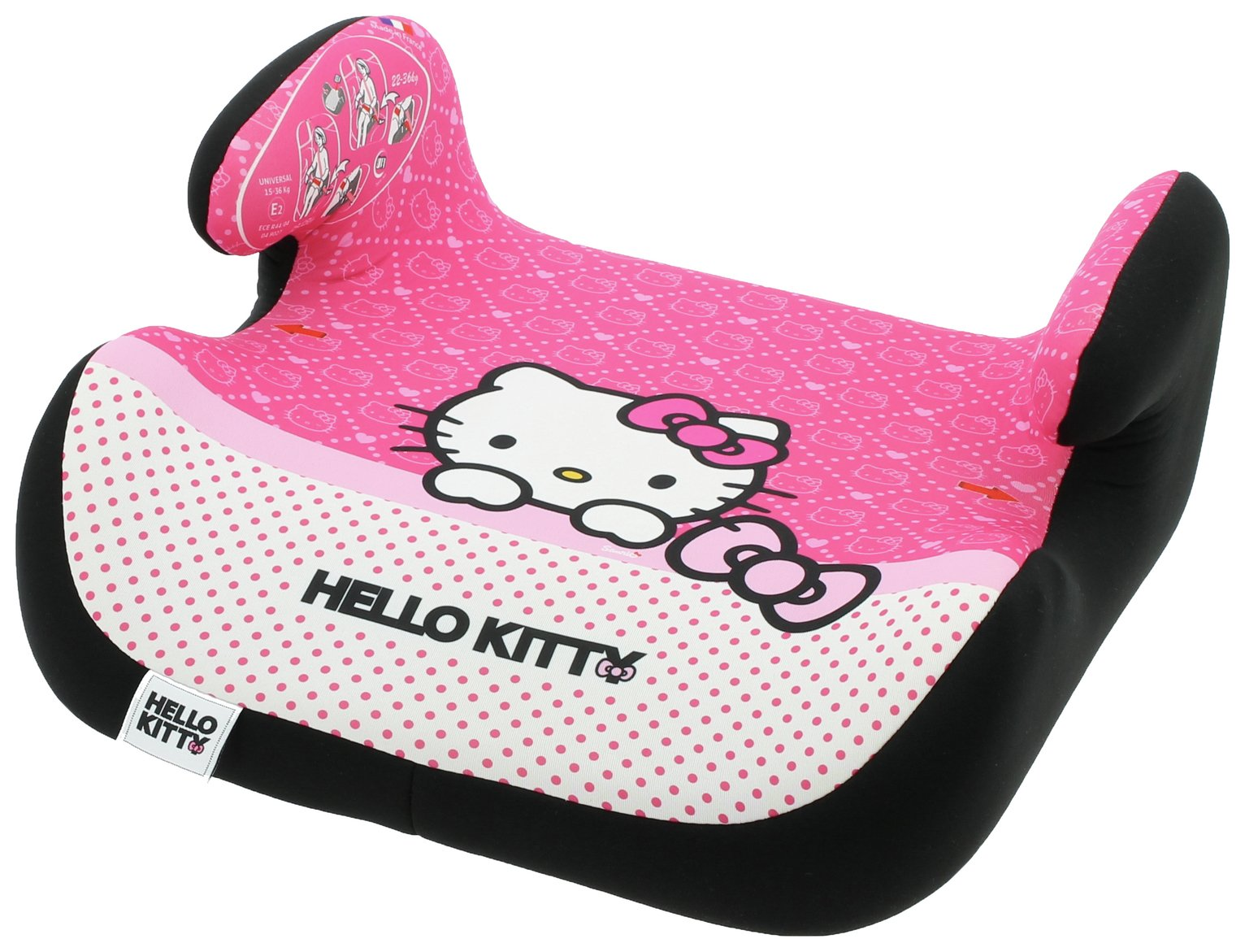 Image of Disney Hello Kitty Topo Booster Seat