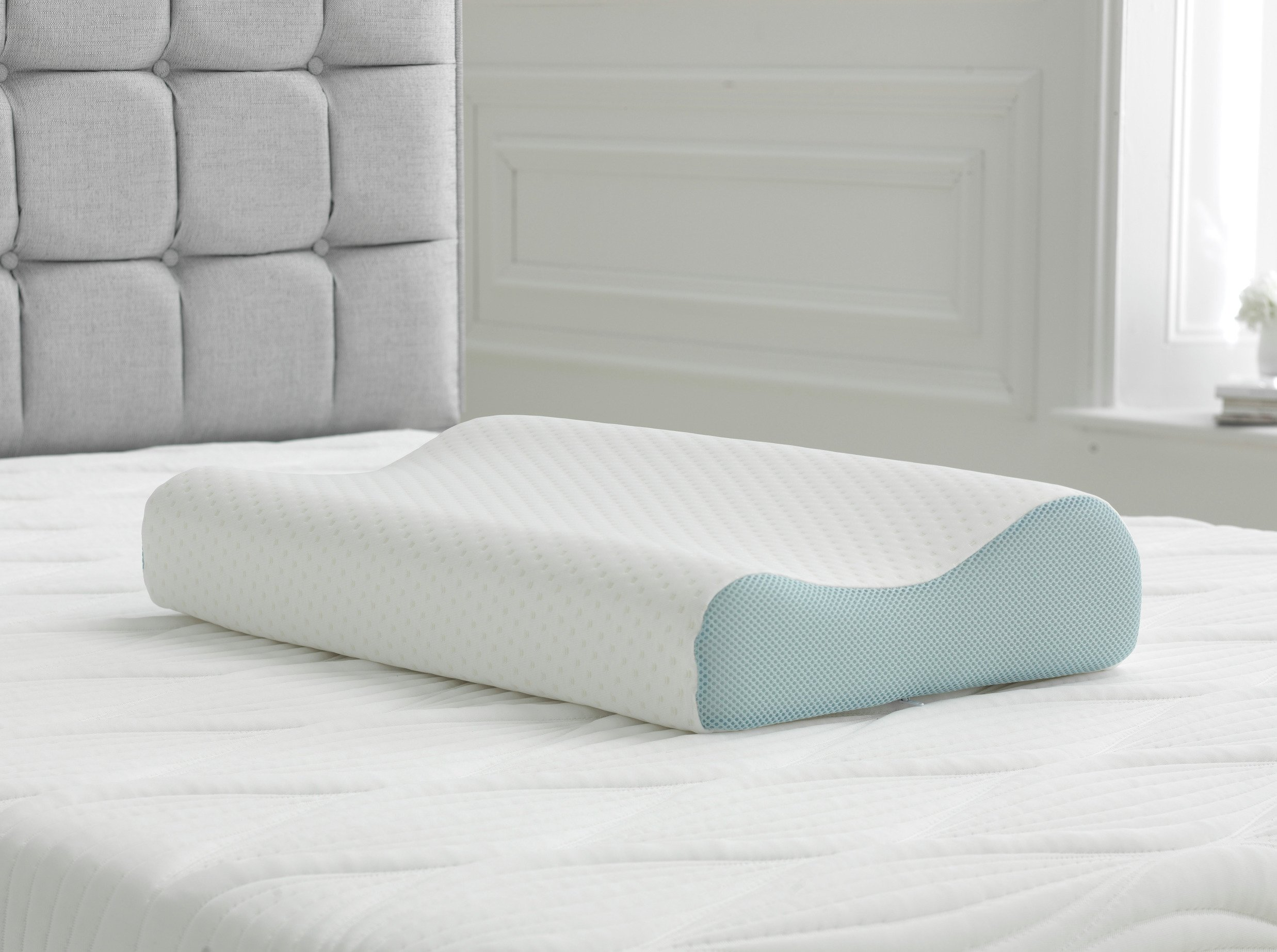 Review Of Dormeo Fresh Anatomic Pillow
