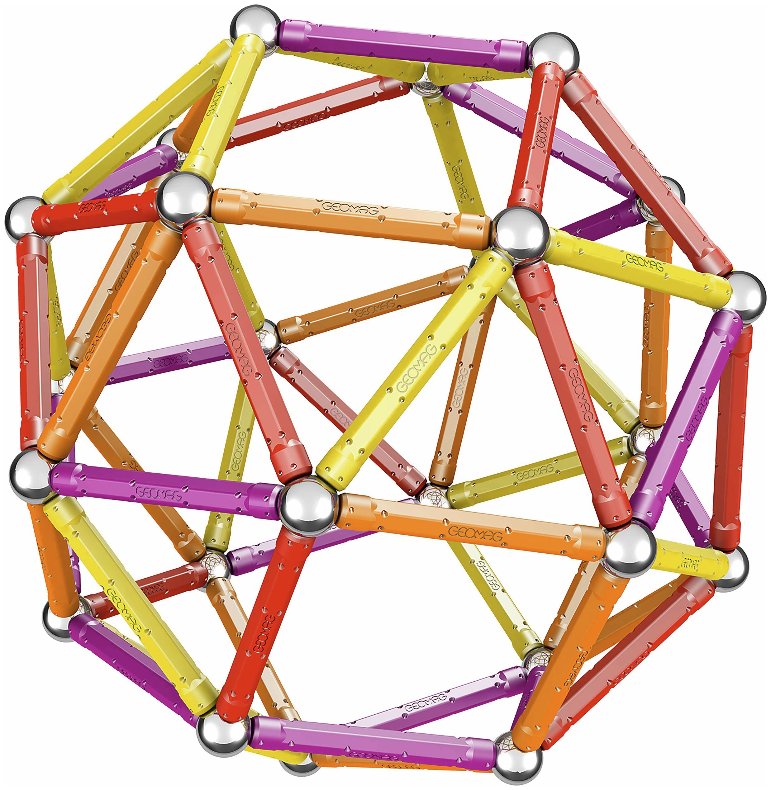 Image of Geomag Colour 127 Magnetic Construction System.