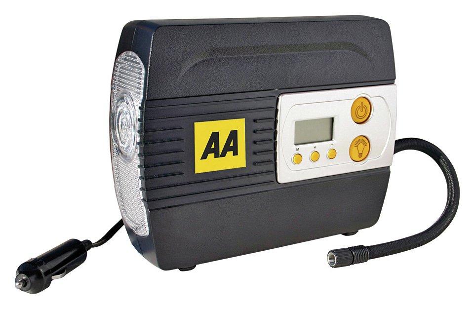 Image of AA Digital Air Compressor - 12V
